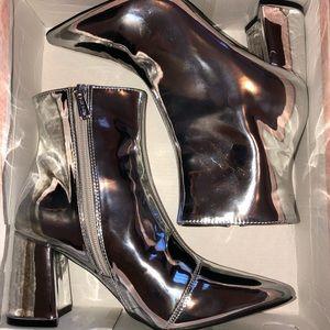 Brand New FashionNova Heel Boots